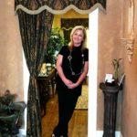 Jennifer in the Nurture Nook Hallway