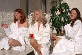 spa party_women